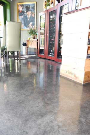 Polished Concrete Overlays Greenwich CT